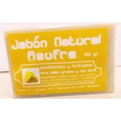 Jabón Natural de Azufre
