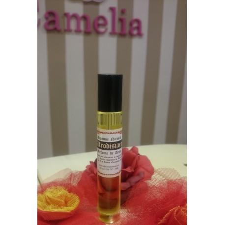 Perfume Afrodisiaco de Aromaterapia