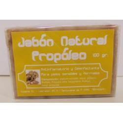 Jabón Natural de Propoleo