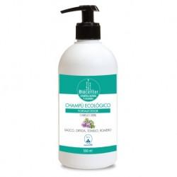 Champú fortalecedor para cabello débil - 500 ml
