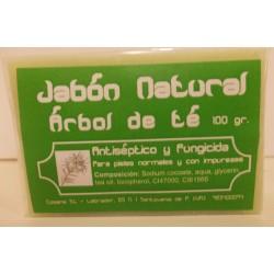Jabón Natural de Árbol del Té