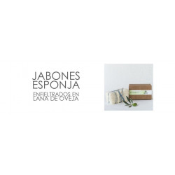 JABON ESPONJA NATURAL