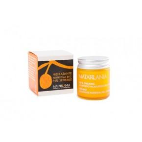 HIDRATANTE NUTRITIVA PIEL SECA 100% BIO