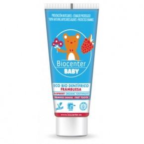Baby dentífrico ecológico de Frambuesa 75ml