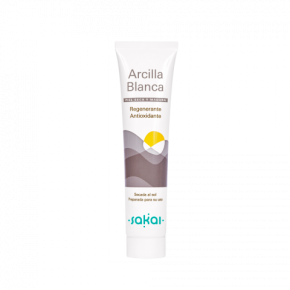 Arcilla Blanca 100g