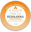 DESODORANTE VAINILLA LATA- BEN & ANNA