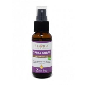 FLORA Spray Antimosquitos corporal