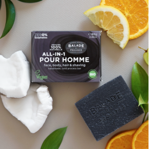 BALADE en PROVENCE- ALL in 1 POUR HOMME