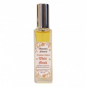 PERFUME CLASICO  WHITE  MUSK