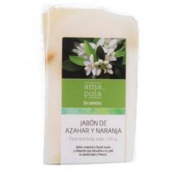 Jabón de Azahar y Naranja