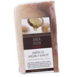 Jabón de argán y karité