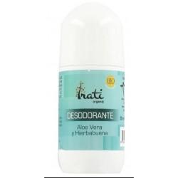 Desodorante de Aloe Vera y Hierbabuena