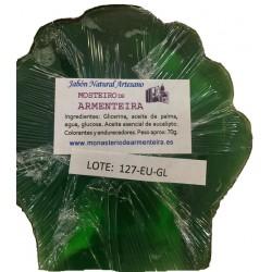 Jabón Artesanal de Aceite de Eucalipto