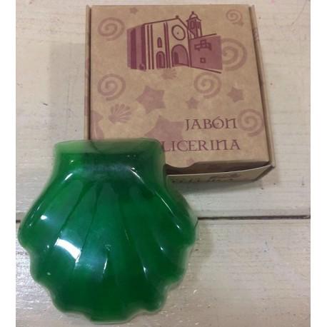 Jabón Artesanal de Aceite de Camelia