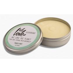Desodorante Natural en Crema de Menta