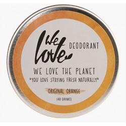 Desodorante Natural en Crema de Naranja